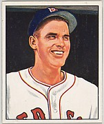 Earl Johnson, Pitcher, Boston Red Sox, from the Picture Card Collectors Series (R406-4) issued by Bowman Gum