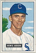 Howie Judson, Pitcher, Chicago White Sox, from Picture Cards, series 5 (R406-5) issued by Bowman Gum