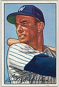 Archie Wilson, Outfield, Washington Senators, from Picture Cards, series 6 (R406-6) issued by Bowman Gum