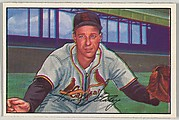 Gerry Staley, Pitcher, St. Louis Cardinals, from Picture Cards, series 6 (R406-6) issued by Bowman Gum