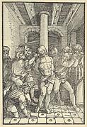 Christ Scourged, from Speculum passionis domini nostri Ihesu Christi