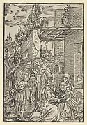 The Adoration of the Magi, from Ewangeli und Epistel