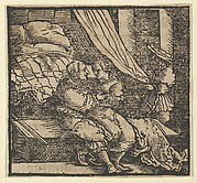Ghismonda, Guiscardo, and the Prince of Salerno, from The Decameron