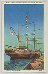 Admiral Byrd's Polar Ship,