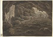 Cave of Pan, near Sunium, Greece