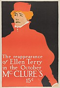 The Reappearance of Ellen Terry (McClure's October)