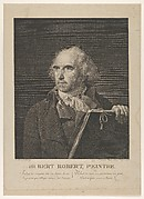 Portrait of French Painter Hubert Robert