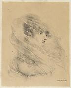Portrait of Mademoiselle Ledieu