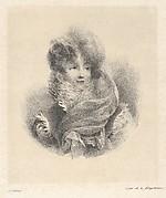 Portrait of Mademoiselle de Pavant