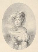 Portrait of Madame Ditte-Harmite