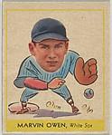 Marvin Owen, White Sox