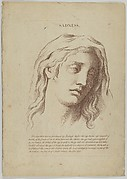 Sadness (from Heads Representing the Various Passions of the Soul; as they are Expressed in the Human Countenance: Drawn by that Great Master Monsieur Le Brun)
