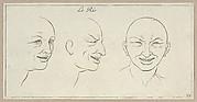 Le Ris (from Caractères des passions, gravés sur les desseins de l'illustre Monsieur le Brun)