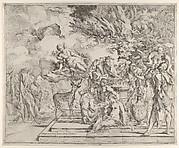 The Sacrifice of Iphegenia