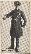 Ford Sterling, from the Black and White Movie Stars series (D1), issued by the E. H. Koester Baking Company