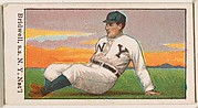 Bridwell, Shortstop, New York, National League, from the 50 Ball Players series (E101)