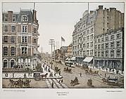 Broadway at 42nd Street, New York