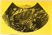 The Drama of the Sea, from the Volpini Suite: Dessins lithographiques