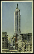 The Empire State Building, New York City