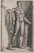 Speculum Romanae Magnificentiae: Apollo Belvedere