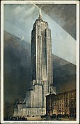 Empire State Building, New York, NY