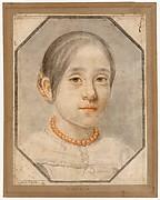 Portrait of the Artist's Daughter Agata Dolci