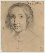 Portrait of Charlotte Duchesne
