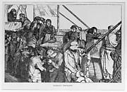 """Steerage Emigrants"" (The Graphic)"