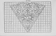 La Vera Perfettione del Disegno di varie sorti di recami, page 16 (recto)