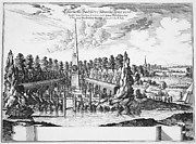 Celebration for the Elector Johann Georg II, Leipzig, July 8, 1667