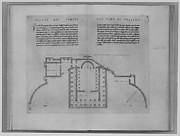 Libro d'Antonio Labacco appartenente a l'architettura nel qual si figurarano alcune notabili antiquita di Roma ...