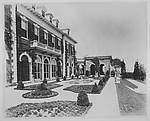 Lloyd Stephens Bryce Residence, Roslyn, New York, East or Garden Side