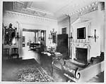 Salon and Music Room of Eben Howard Gay House, 170 Beacon Street, Boston