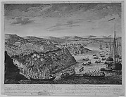 A View of the Taking of Quebec, September 13, 1759