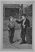 Open Your Mouth and Shut Your Eyes (Harper's Weekly)