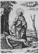 The Lamentation of the Virgin