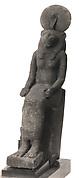 Statuette, Sakhmet (Wadjet ?)