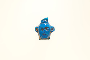 Amulet, head fragment