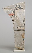 Relief fragment from tomb of Senwosret