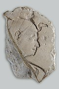 Relief with Head of a Queen
