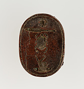 Scarab Inscribed with the Throne Name of Thutmose II