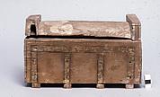Model coffin