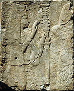 Relief on the South Wall of a Chapel of Ramesses I