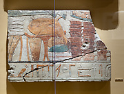 Relief, tomb of Dagi: offerings for Dagi