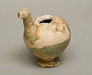 Bird shaped vase
