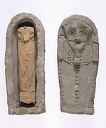 Shabti and Shabti Coffin
