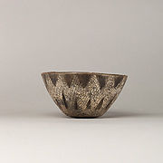 Black Incised Ware Bowl