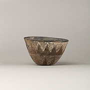 Black Incised Ware Bowl
