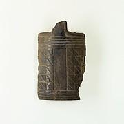 Vessel fragment (?)