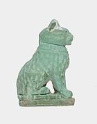 Cat amulet